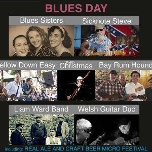 BLUES Tickets