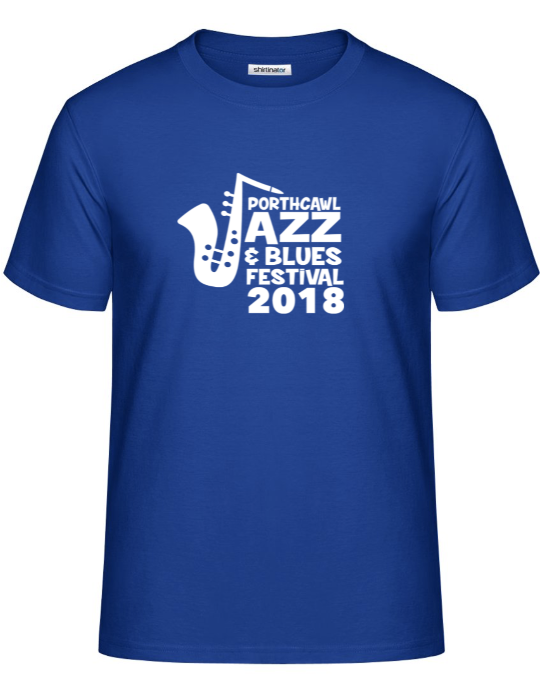Porthcawl Jazz And Blues Festival T Shirts